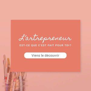 L'ARTrepreneur