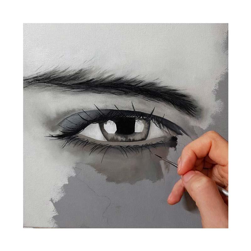 oeil - Le Passionné
