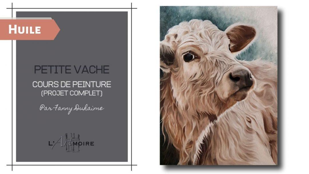 Peindre une vache
