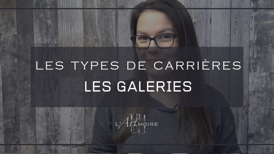 Les types de carrières – En galerie