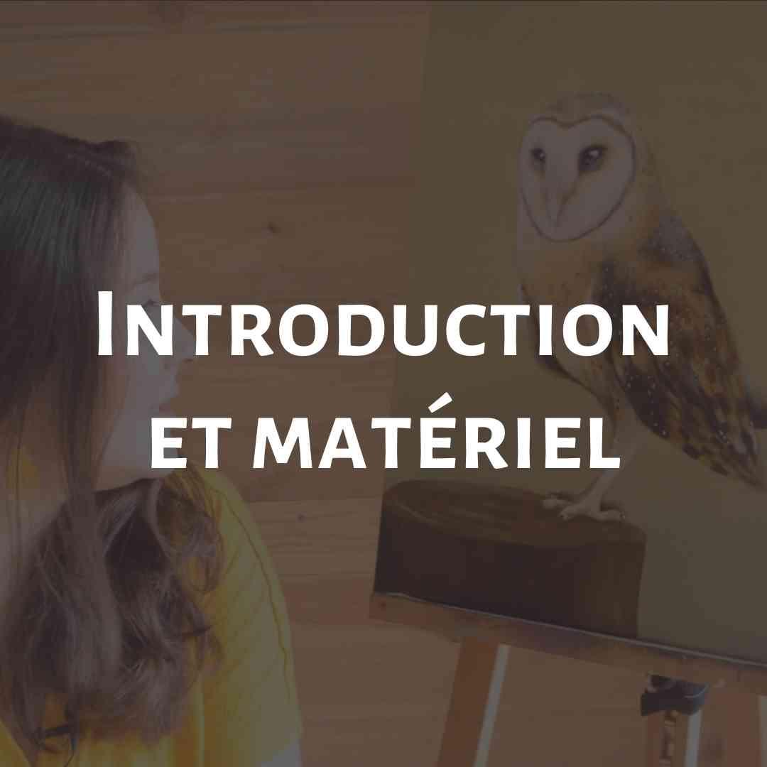 Introduction et matériel