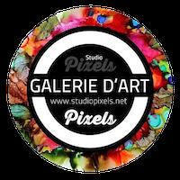 Logo Studio Pixels