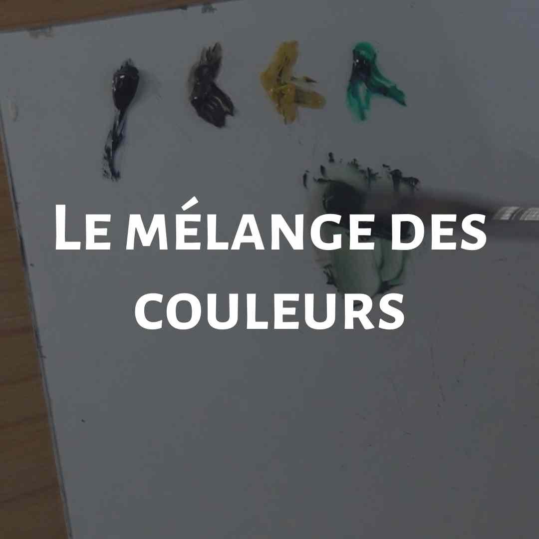 Cours de peinture en ligne huile grenouille animaux