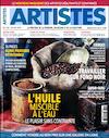Couverture magazine Artistes