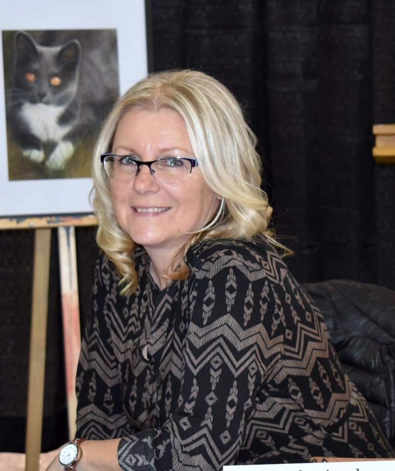 Lise Poirier artiste peintre Pastelliste