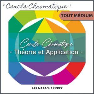 Le cercle chromatique et harmonies des couleurs